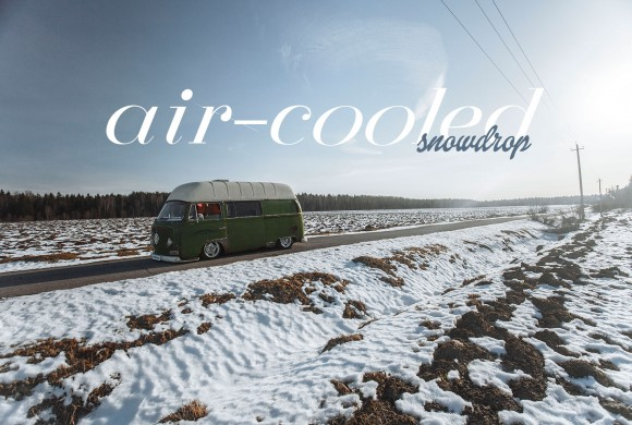 Air-Cooled Snowdrop | Volkswagen Transporter 2