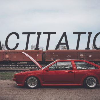 Jactitation | Volkswagen Scirocco mk2