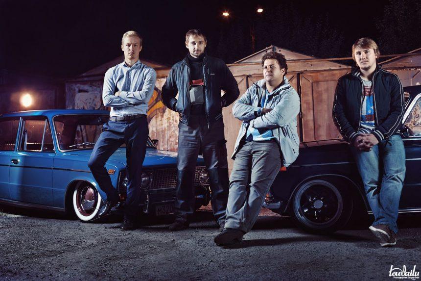 Brombeer Garage — Saint-Petersburg