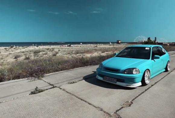 Odessa, Honda Civic Minty  2013