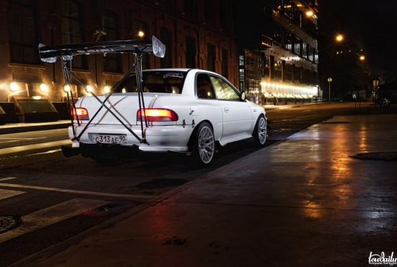 Joy   Subaru Impreza