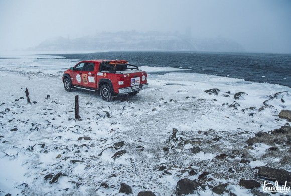 Toyota Tundra | the April