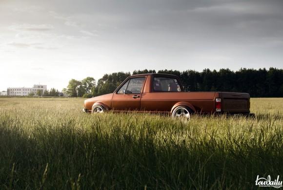 Volkswagen Caddy mk 1   Slim