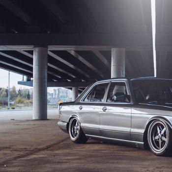 Mercedes Benz. SE class V8 5.0 w126 / Drift