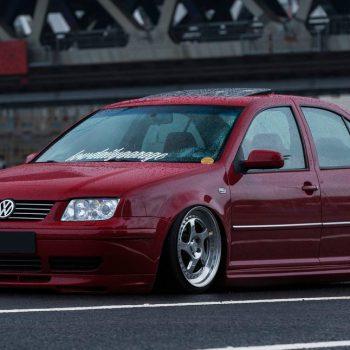 Imola Red | Volkswagen Jetta GLI