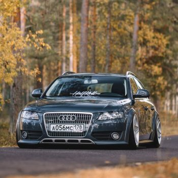Therefore, since brevity is the soul of wit… | Audi A4 Allroad