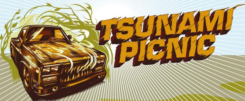 TSUNAMI PICNIC — 02.07.16 Анонс.