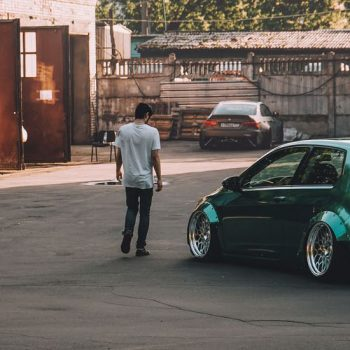 Volkswagen Golf MK7 — Emerald King