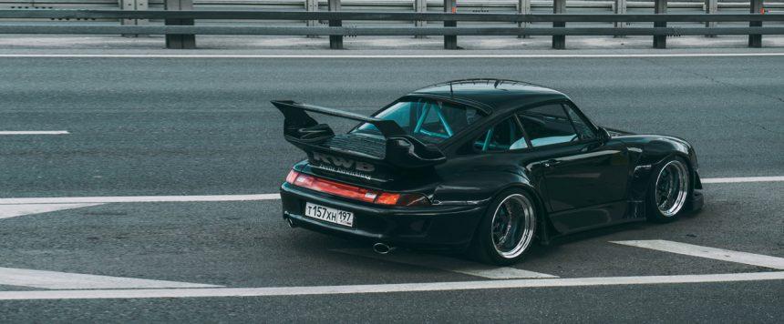 Porsche 993 — Bagheera — Rauh-Welt