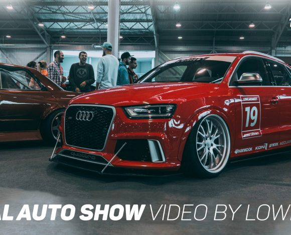 Royal Auto Show — Evil Empire 2016. Video by Lowdaily.