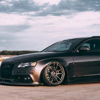 Photomeet 2016 flashback — Audi A4