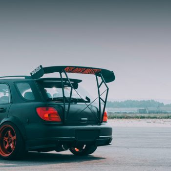 Photomeet 2016 flashback — Subaru Impreza WRX Wagon