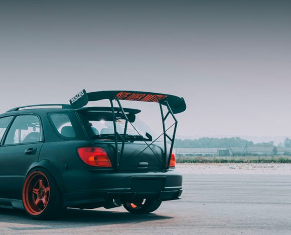 Photomeet 2016 flashback — Subaru Impreza WRX Wagon