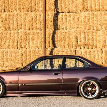 Street Legal V8 — BMW E36