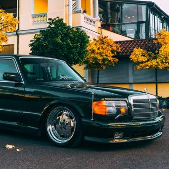 Mercedes-Benz W126 — Sheikh