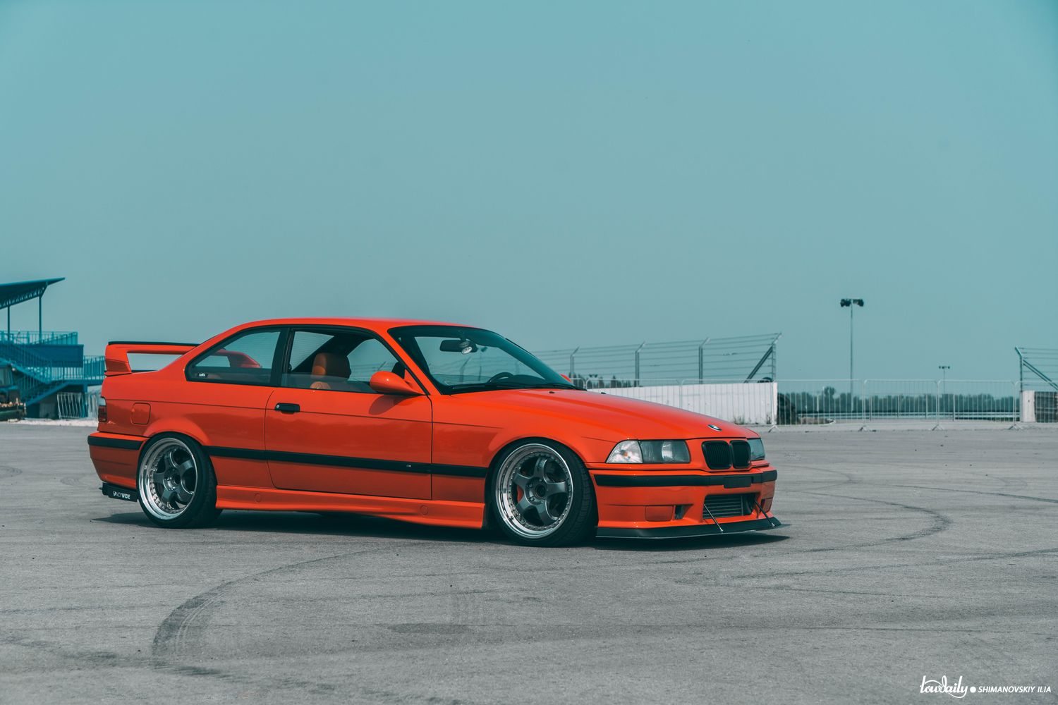 Bmw E36 Coupe Gte Lowdaily
