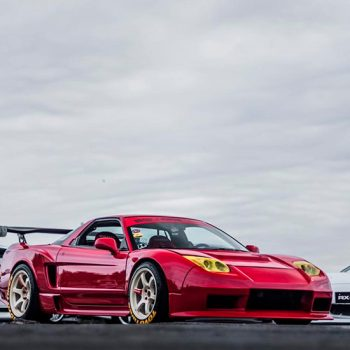 1991 Acura NSX — Widebody