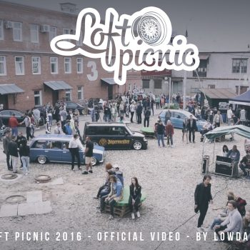 Loft Picnic 2016 — Official Video by Lowdaily. Иваново.