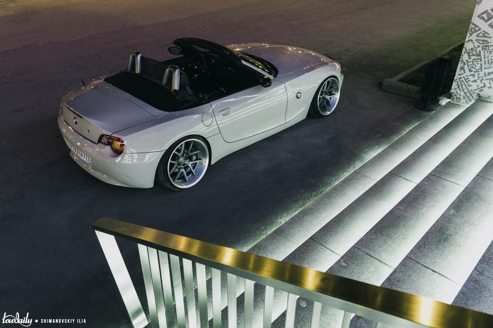 BMW E85 static stance DSC00507