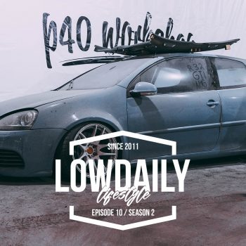Установка FANCYWIDE BMW E36, Шейвинг салона VW R32, Каркас с скрытыми соединениями — Lowdaily Lifestyle 10