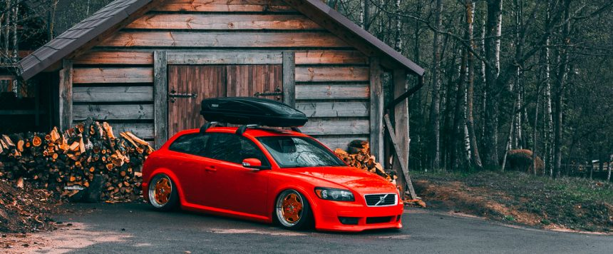 Volvo C30 — Bagged