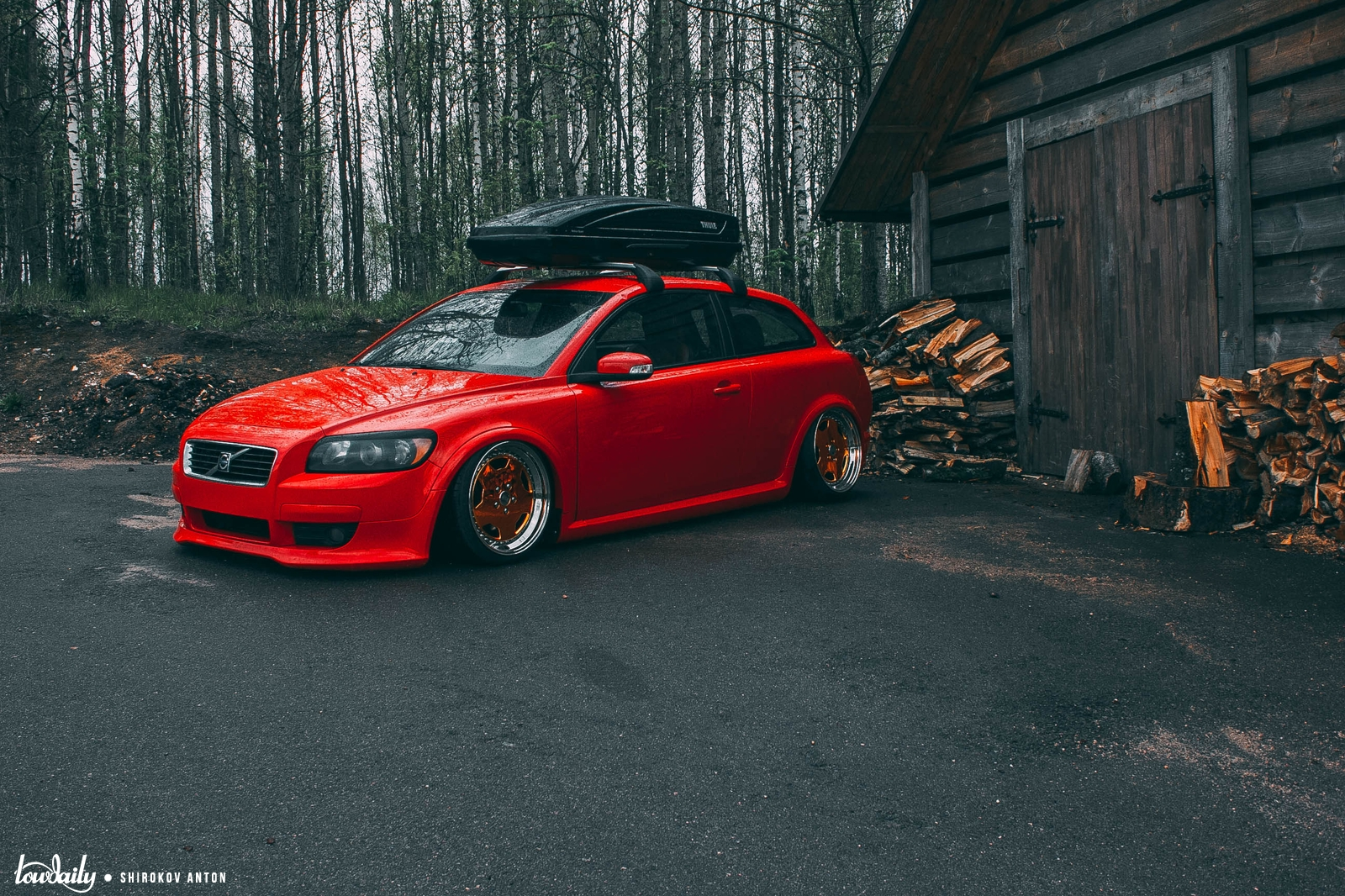 Volvo C30 - Bagged