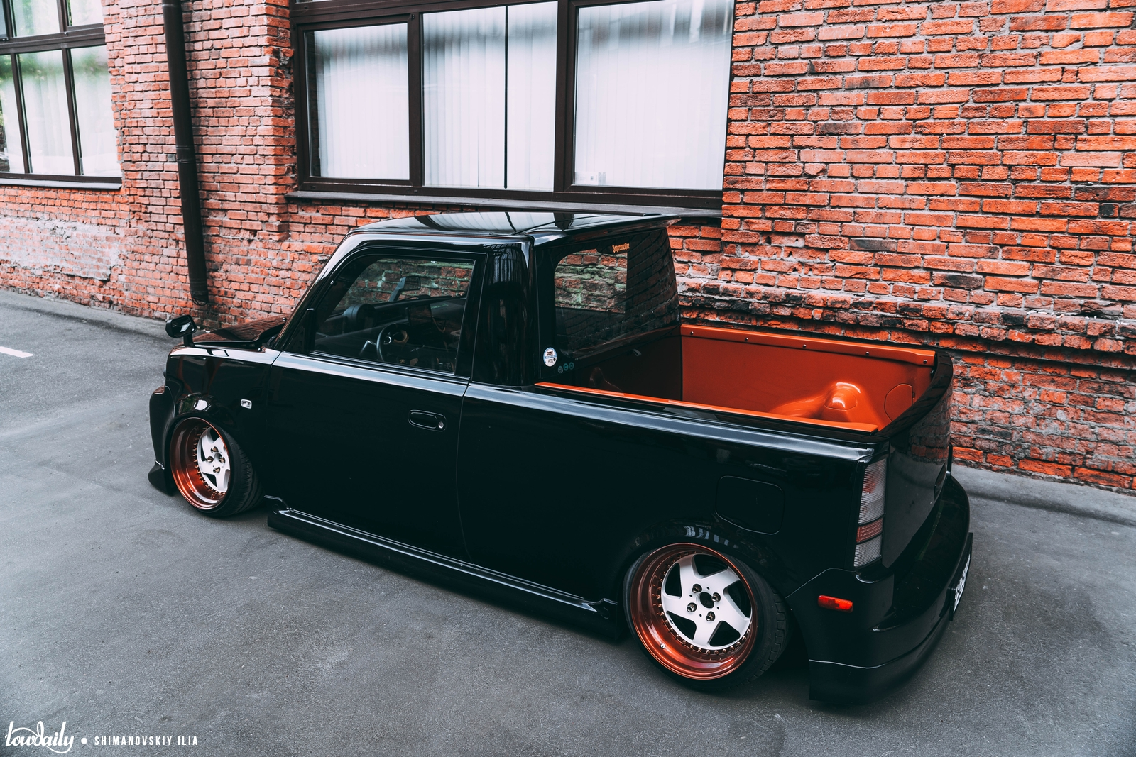 Scion XB Pickup Lowdaily DSC01569