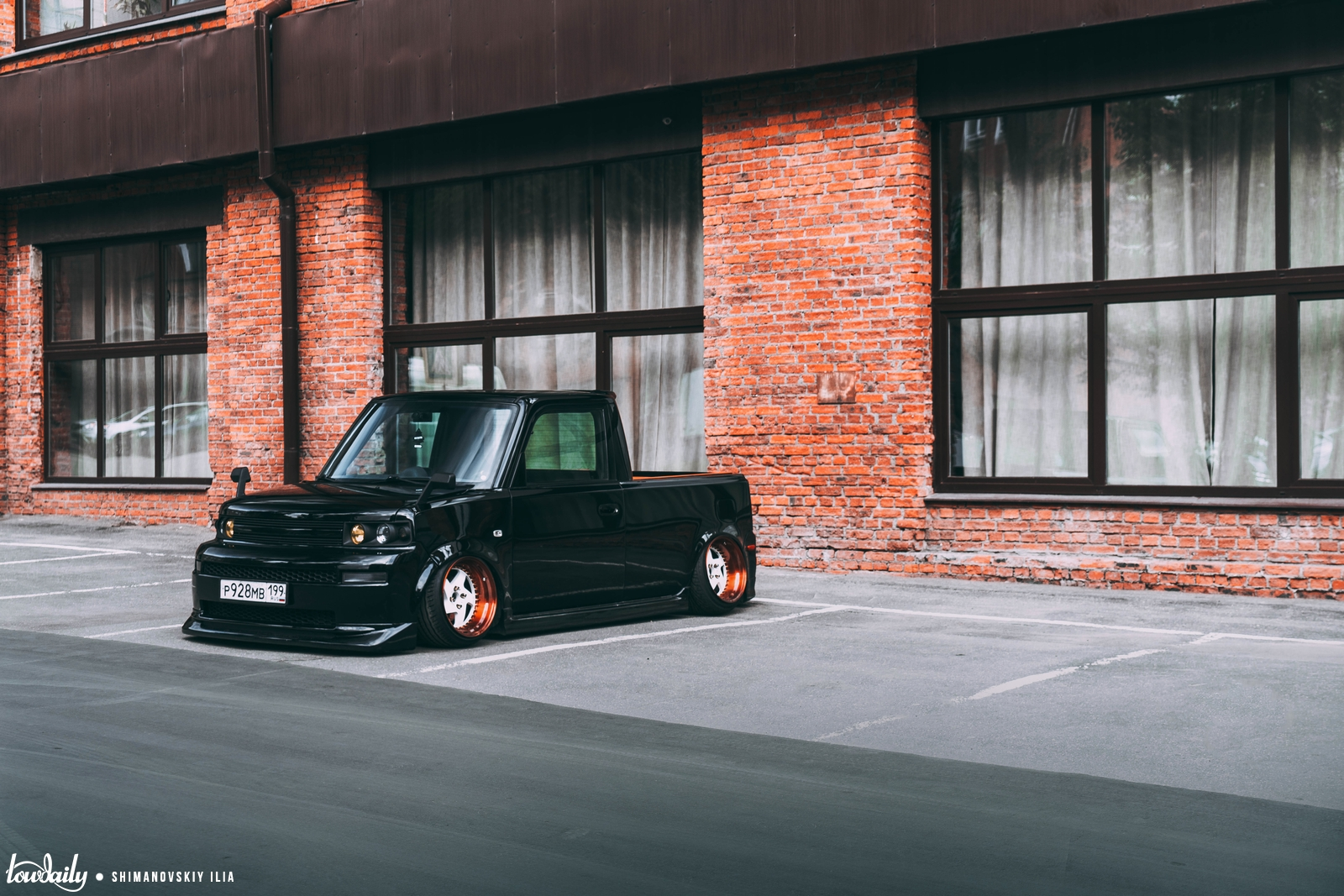 Scion XB Pickup Lowdaily DSC01586