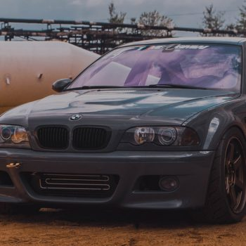 BMW M3 E46 — TIME4BMW — KIT ESS 575