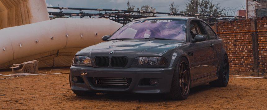BMW M3 E46 — TIME4BMW — KIT ESS 575