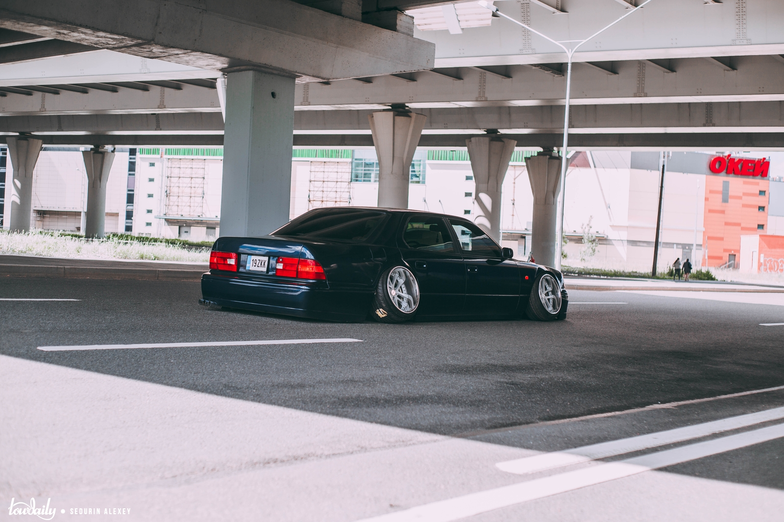 Lexus LS400 947A2322