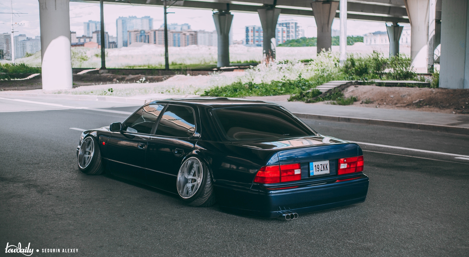 Lexus LS400 947A2329