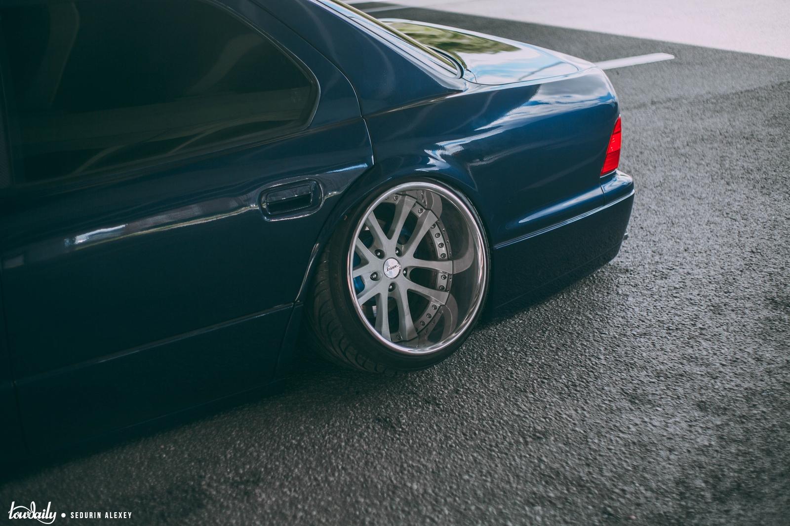 Lexus LS400 947A2333