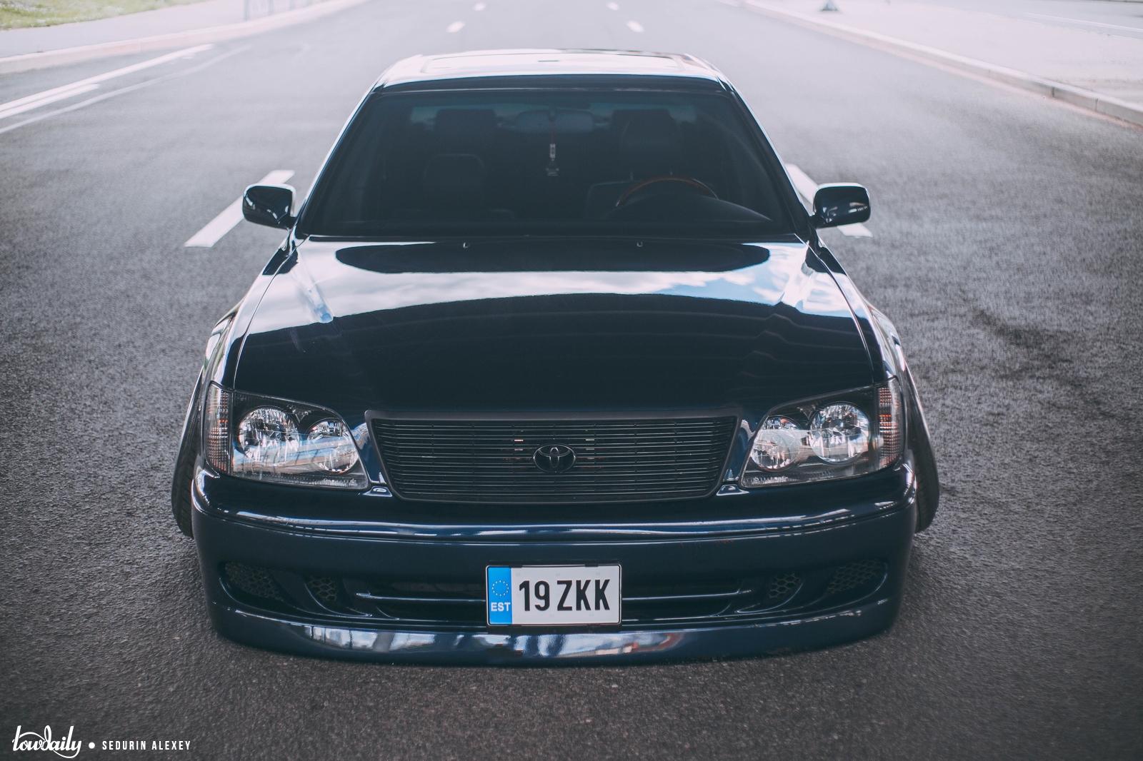 Lexus LS400 947A2343