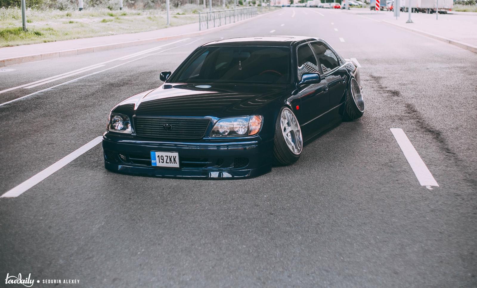 Lexus LS400 947A2372