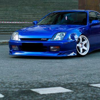 Honda Prelude — Blue Phenix
