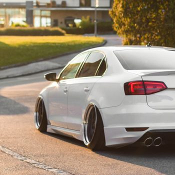 Volkswagen Jetta — Nothing Extra Worthersee