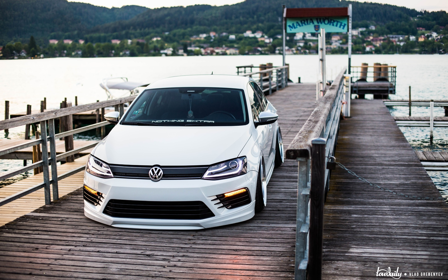 VW Jetta NOTHING EXTRA Wörthersee 1
