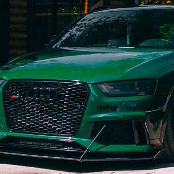 Audi RSQ3 — LowCarsMeet