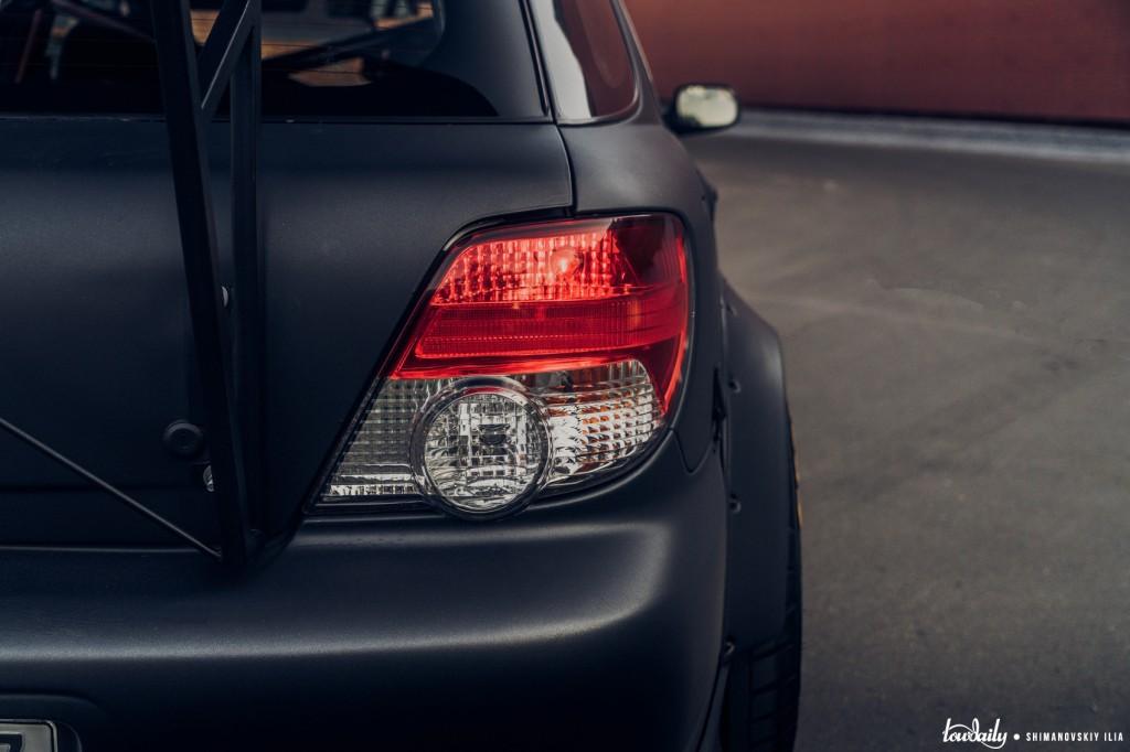 DSC04499 Subaru Wagon Clinched