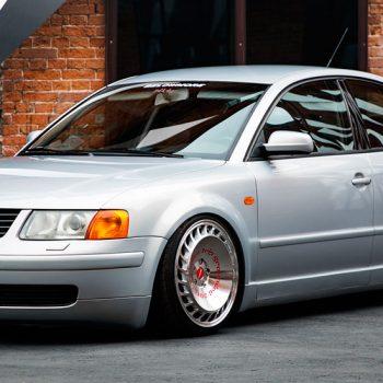 Volkswagen Passat B5 — Static