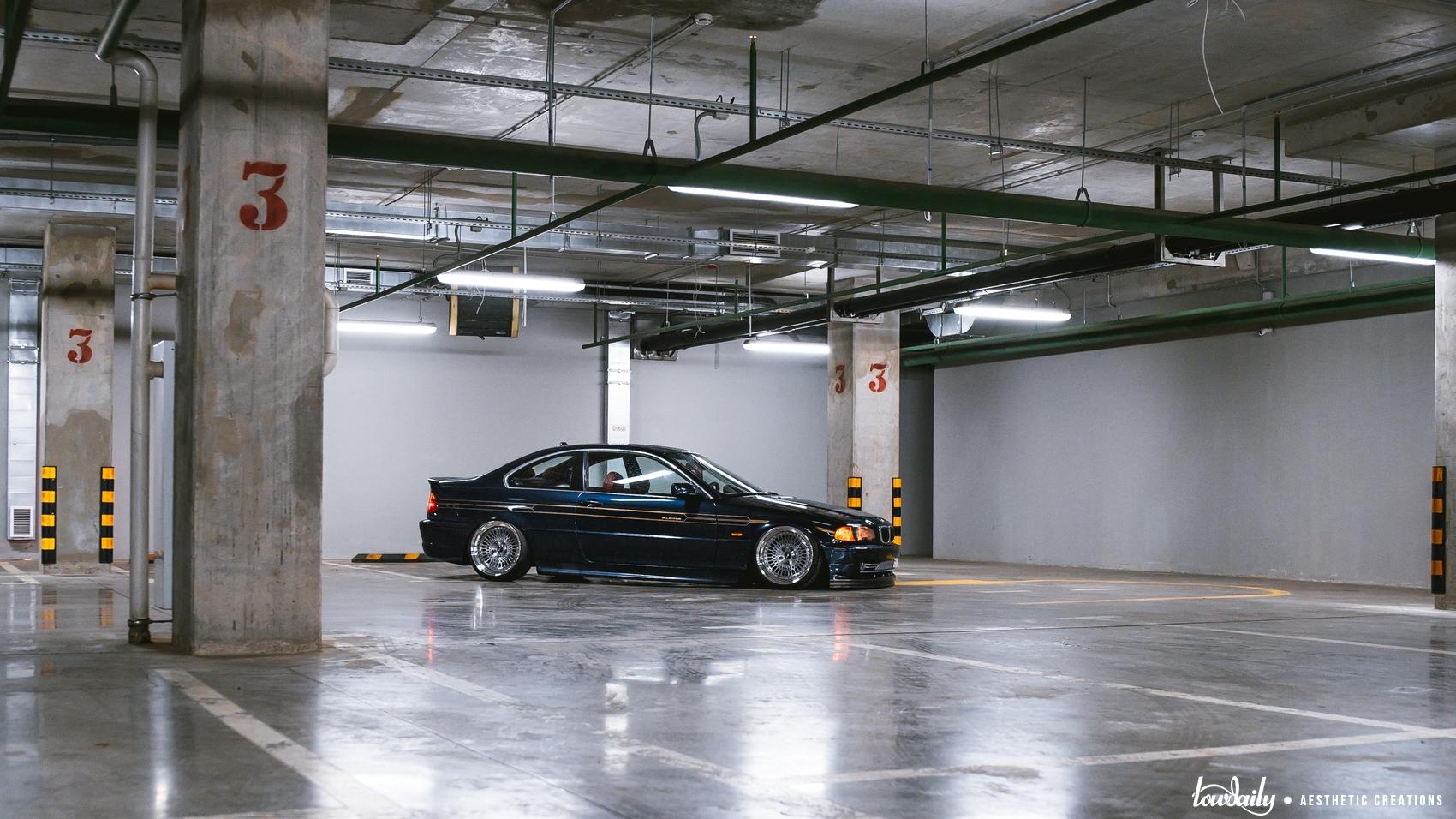 BMW E46 Alpina Lowdaily DSC00088