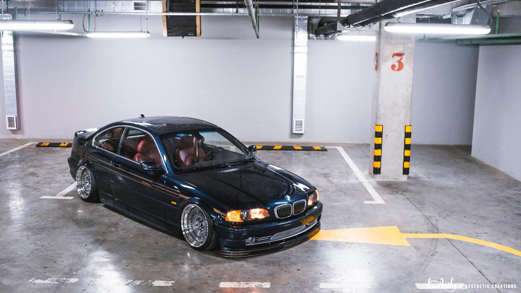 BMW E46 Alpina Lowdaily DSC00095