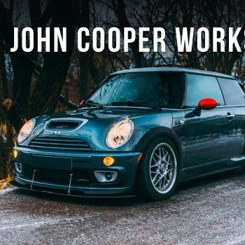 Mini John Cooper Works GP. Lowdaily 4K.
