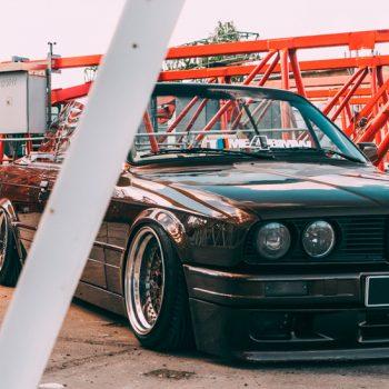 BMW e30 325 Cabrio 1991 — TIME4BMW