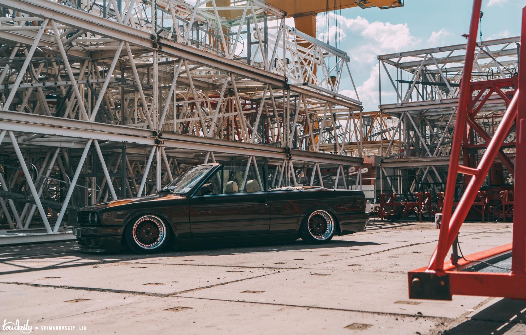 BMW E30 Convertible Time4BMW DSC03022