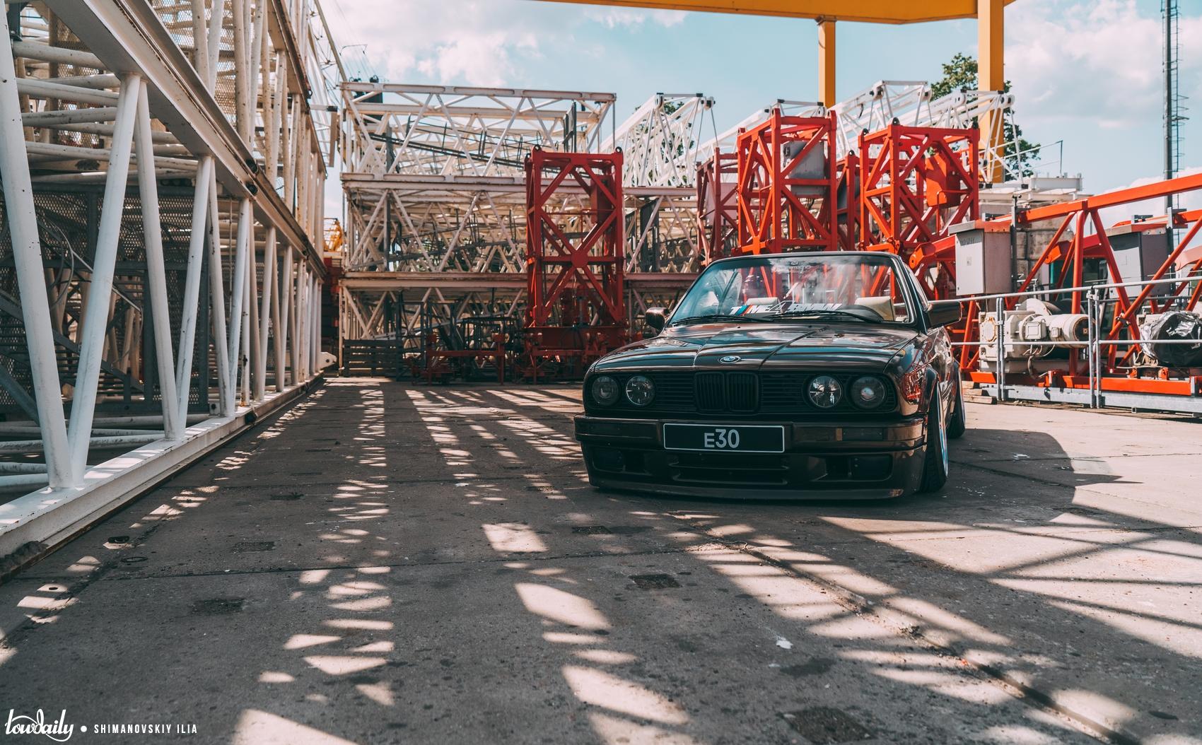 BMW E30 Convertible Time4BMW DSC03032