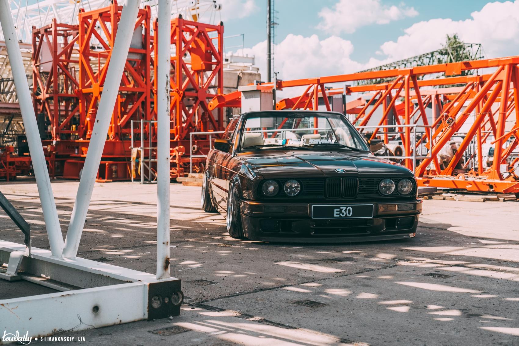 BMW E30 Convertible Time4BMW DSC03040