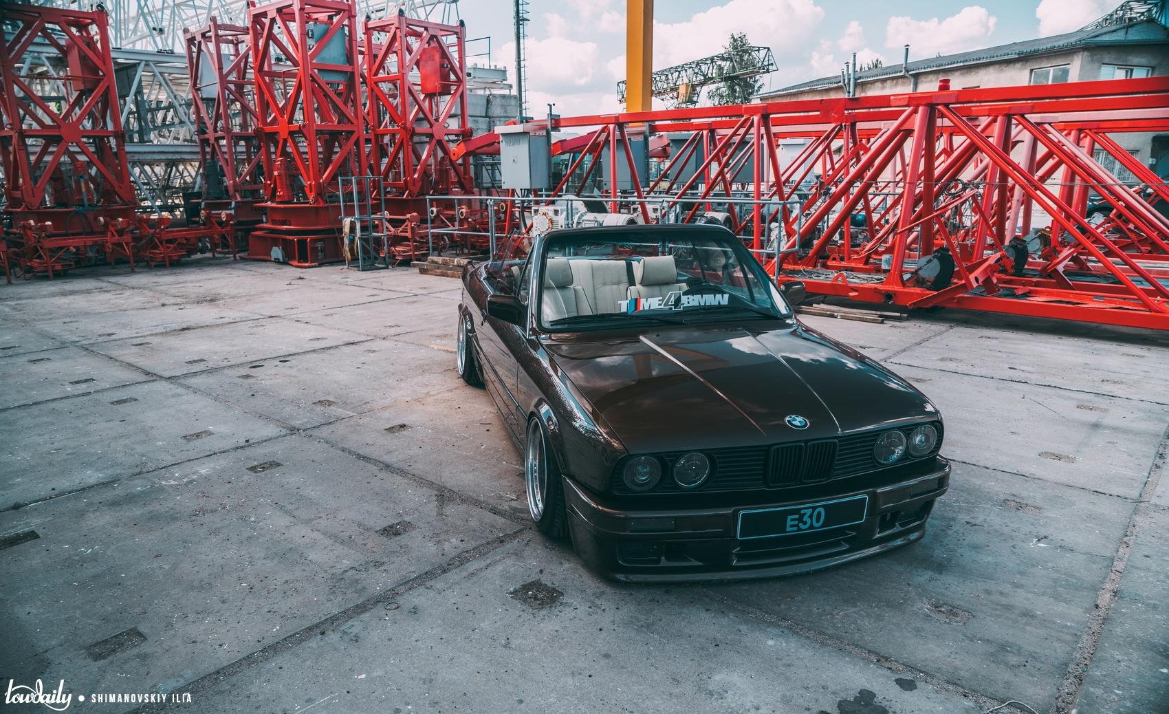 BMW E30 Convertible Time4BMW DSC03072
