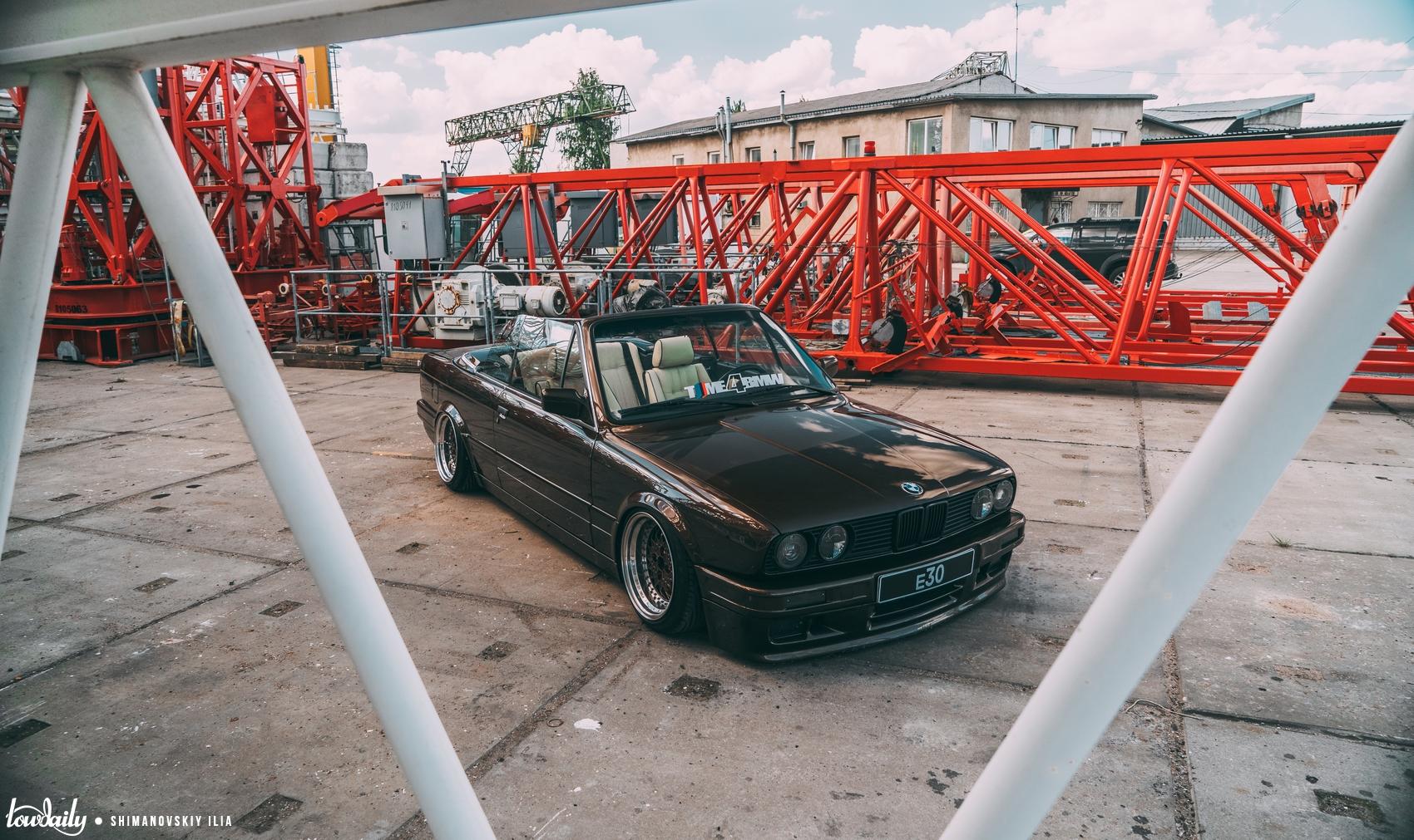 BMW E30 Convertible Time4BMW DSC03082